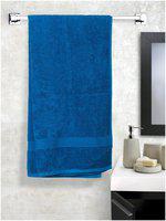 Welspun Eco Dry Blue Medium Bath Towel 1 PC