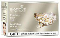 BIOTIQUE Facial Kit - Pearl White 65 g