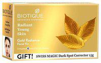 BIOTIQUE Facial Kit - Gold Radiance 65 g