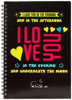 The Crazy Me I Love You Diary