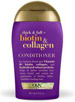OGX Trial Size Thick & Full plus Biotin & Collagen Conditioner 88.7ml