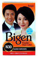 Bigen Hair Color - Dark Brown N30, 1 pc