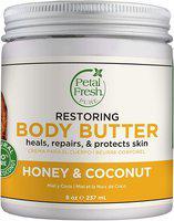 Petal Fresh Honey & Coconut Body Butter 237ml