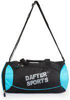 DAFTER Polyester Men Gym bag - Blue