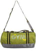 DAFTER Polyester Men Gym bag - Green