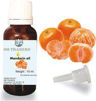 MB TRADERS Mandarin Oil - 100% Pure, Natural & Undiluted - 10 ML