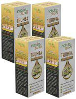 Nature Sure Thumba Wonder Hair Oil for Men and Women 110ml Pack of 4