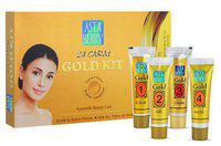 Astaberry 24 Carat Gold Facial Kit 55 g