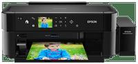 Epson L810 Print Inktank Color Printer