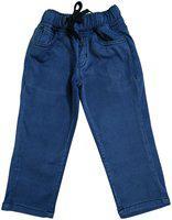 KiddoPanti Boy's Calsual Denim Pant, Lt Wash, 1-2Y