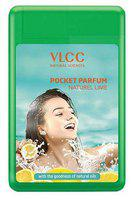Vlcc Pocket Parfum - Naturel Lime 23 ml
