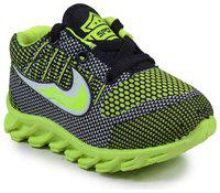 NEOBABY Sports Running Causal Shoes for 1.5 Years to 4.5 Years Kids Boys & Girls Light Green