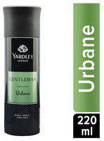 Yardley London Gentleman Urbane Deodorant 220 ml