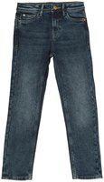 Allen Solly Navy Jeans Blue
