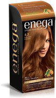 Enega Cream Hair Color with Argan Oil & Green Tea Extract No Ammonia Cream Formula Smooth Care For Your Precious Hair Pack of 1