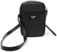 NWT STEVE MADEN MM-865 AUTHENTIC MEN'S BLACK CROSSBODY CAMERA ZIPPER BAG