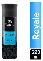 Yardley London Gentelman Royale Deodorant 220 ml