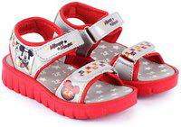 Mickey Grey Boys Sandals