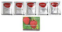 Aroma Treasures Strawberry Single Time Use Facial Kit 25 g