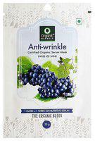 Organic Harvest Anti-Wrinkle Face Sheet Mask 20gm