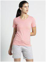 Jockey Women Peach Blossom T-Shirt - XL - AW22