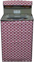 Lithara Waterproof And Dustproof Washing Machine Cover for LG 6 kg Fully-Automatic Top Loading (T7070TDDL)