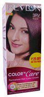 Revlon Care Permanent Hair Colour Cream - 3RV Burgundy 107.5 g
