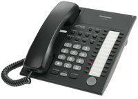 Panasonic KX-T7720-B Corded Home & Business Phone Wall Mountable Black NEW