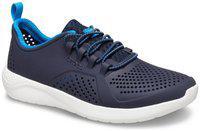 Crocs Boys Blue LiteRide Sports Shoes