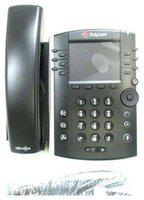 NEW Polycom VVX 400 VoIP IP SIP Business Media Phone 2200-46157-025