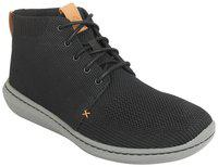 Clarks Men Black Casual Shoes - CASUAL SHOES - 26144706