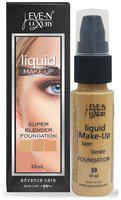 EVE-N Liquid Makeup Foundation 09, 30ml