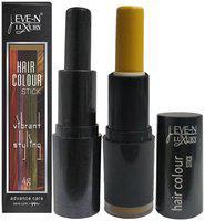 EVE-N Hair Color Stick Black & Blonde 4g Pack of 2