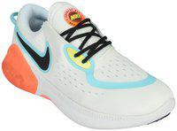 Nike Men JOYRIDE DUAL RUN FLYKNIT Running Shoes ( White )