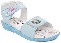 Disney Blue Girls Sandals