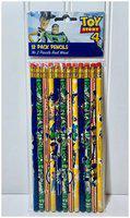Disney Pixar Toy Story 4, 12 Ct. Pencils #2 School Supplies Party Favors NEW