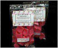 CASHMERE PETALS Scented Soy Paraffin Tart Wax Melts Chunks Home Candle Scents
