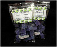 GRAPE Scented Tart Wax Melts Chunks Chips Home Candle Warmer Burner Scents