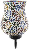 Devansh Multicolor Mosaic Wall Lamp
