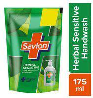 Savlon Herbal Sensitive Handwash - Refill 175 ml