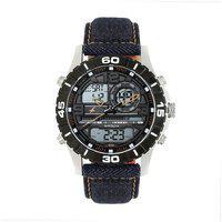 Fastrack Denim NM38035SL06 Analog-Digital Watch For Men