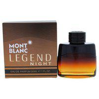 Mont Blanc Legend Night by Mont Blanc for Men - 1 oz EDP Spray