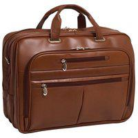 McKleinUSA ROCKFORD--Brown 86514 Bag 17 x 7 x 13 NEW
