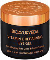 BIOAYURVEDA Vitamin E Repairing Eye Gel 120g
