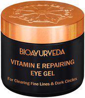 BIOAYURVEDA Vitamin E Repairing Eye Gel 60g