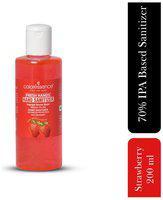 Coloressence Fresh- Hand Sanitizer (STRAWBERRY)200ml