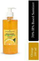 Coloressence Fresh- Hand Sanitizer (ORANGE)500ml