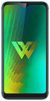 LG W30 Plus 4 GB 64 GB Aurora Green