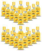 True Derma Essentials Mango;Instant Dry 72% IPA;Hand Sanitizer 60 ml (Pack of 24)