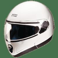Studds Full Face Helmet NINJA 2G (White, 580MM)
